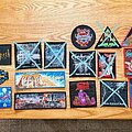 Iron Maiden - Patch - Want Some Woven Patches?