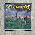 Megadeth - Patch - WPKsavage Youthanasia