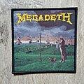 Megadeth - Patch - Solvemymath Youthanasia