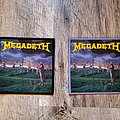 Megadeth - Patch - Megadeth Youthanasia Patches