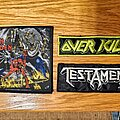 Iron Maiden - Patch - Patches for askure