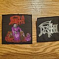 Death - Patch - Old Death Patches