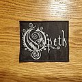 Opeth - Patch - Opeth Logo Patch