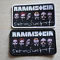 Rammstein - Patch - Rammstein sehnsucht patch