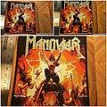 Manowar - Patch - manowar the triumph of steel patch
