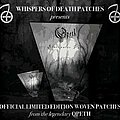 Opeth - Patch - Official opeth patches