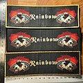 Rainbow - Patch - Rainbow rising strip patch