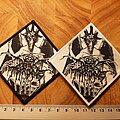 Darkthrone - Patch - Darkthrone baphomet patch