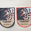 Avatar - Patch - Avatar black waltz patch