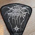 Darkthrone - Patch - Darkthrone shield patch