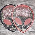 Blood Incantation - Patch - Blood incantation alien patch