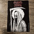 Whispers Of Death - Other Collectable - Whispers of Death patches reaper sticker
