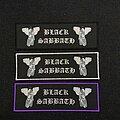 Black Sabbath - Patch - Black sabbath heaven and hell angel superstrip patch