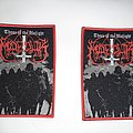 Marduk - Patch - Marduk woven those of the unlight patch