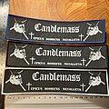 Candlemass - Patch - Candlemass epicus doomicus metallicus patch