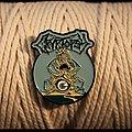Cryptopsy - Pin / Badge - Cryptopsy official pin