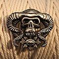 Bolt Thrower - Pin / Badge - Bt skull pin