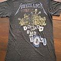 Metallica - TShirt or Longsleeve - Metallica Damage Inc. tour