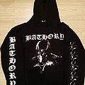 Bathory - Hooded Top - Bathory debute album hoodie