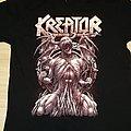 Kreator - TShirt or Longsleeve - Kreator gods of violence shirt