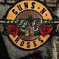 Guns N' Roses - Patch - Guns N' Roses logo patch