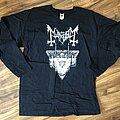 Mayhem - TShirt or Longsleeve - Mayhem - Purgatorium America Septentrionalis MMXVII Tour Shirt