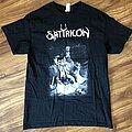 Satyricon - TShirt or Longsleeve - Satyricon - Deep Calleth Upon North America Tour Shirt