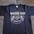 Machine Head - TShirt or Longsleeve - Machine Head Black Crusade Tour T-Shirt