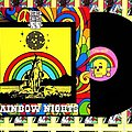 "Black Magick SS - Tape / Vinyl / CD / Recording etc - BLACK MAGICK SS Rainbow Nights 12"" LP"