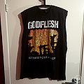 "Godflesh - TShirt or Longsleeve - Godflesh - ""Streetcleaner"""