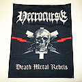 "Necrocurse - Patch - Necrocurse - ""Death Metal Rebels"""