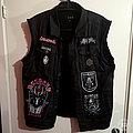 Guillotine - Battle Jacket - Black Denim Vest
