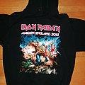 Iron Maiden - Hooded Top - Iron Maiden hoodie 2013 tour
