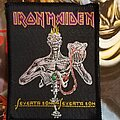 Iron Maiden - Patch - Iron Maiden patch seventh son of a seventh son