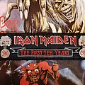 Iron Maiden - Patch - Iron Maiden patch stripe the first ten years
