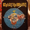 Iron Maiden - Patch - Iron Maiden patch can I play with madness