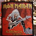 Iron Maiden - Patch - Iron Maiden patch fear of the dark live