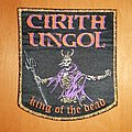 Cirith Ungol - Patch - Cirith ungol king of the dead patch