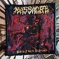 Massacre - Patch - Massacre patch