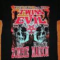 Marilyn Manson - TShirt or Longsleeve - Twins of evil Tour 2012 Shirt Marilyn Manson Rob zombie