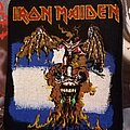 Iron Maiden - Patch - iron Maiden patch the evil that men do