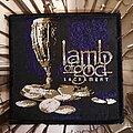 Lamb Of God - Patch - Lamb of god patch Sacrament