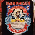 Iron Maiden - Patch - Iron Maiden patch the first ten years