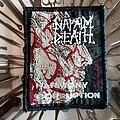 Napalm Death - Patch - Napalm death patch harmony corruption