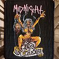Midnight - Patch - Midnight patch Lust filth sleaze