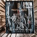 Legion Of The Damned - Patch - Legion of the damned patch cult of the dead