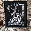 Bolt Thrower - Patch - Bolt thrower patch rising from the slaughter of War