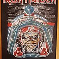 Iron Maiden - Patch - Iron Maiden backpatch aces high