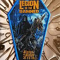 Legion Of The Damned - Patch - Legion of the damned patch coffin