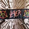 Slayer - Patch - Slayer stripe patch